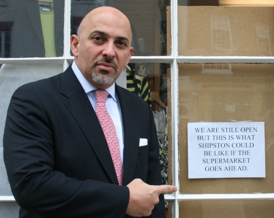 Nadhim Zahawi Conservative Party Leader